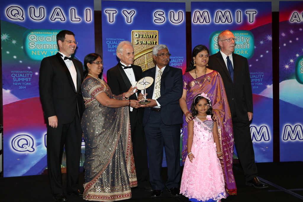 Quality Summit Award 2014