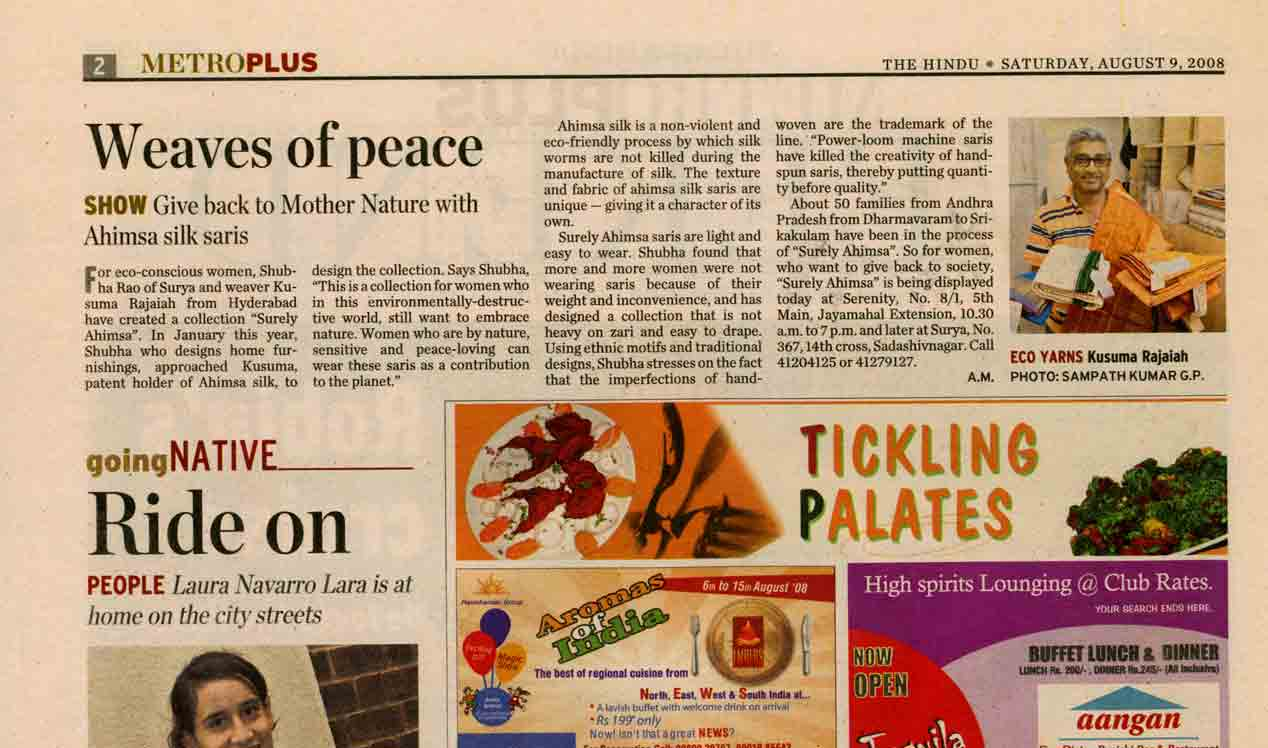 The-Hindu-Bangalore-09.08.2008